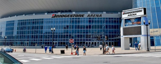 Bridgestone Arena – Nashville, TN