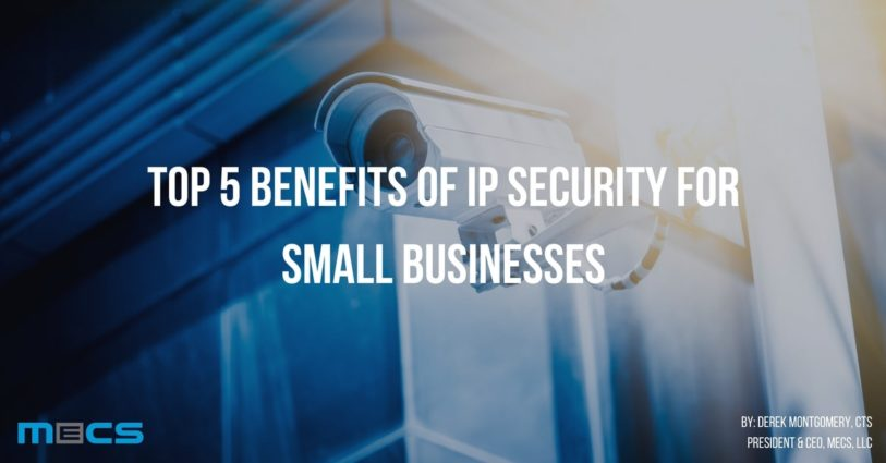 Top 5 Benefits of IP Security for Small Businesses