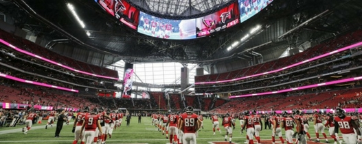 Atlanta Falcons Stadium – Atlanta, GA