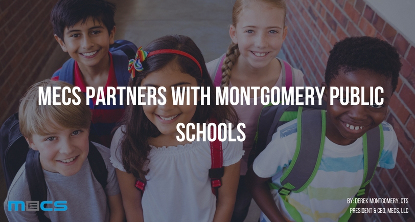 MECS Partners with Montgomery Public Schools
