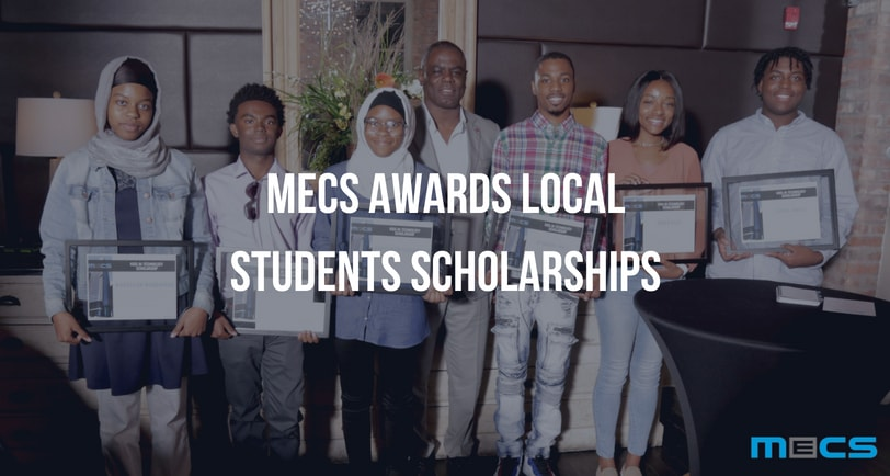 MECS Awards Scholarships to Local Students
